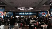 Super Bowl Radio Row