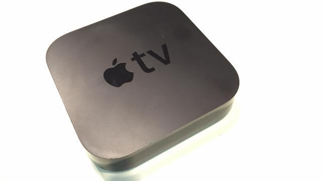 AppleTV device