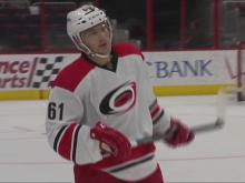 Tolchinsky turning heads at Canes Development Camp