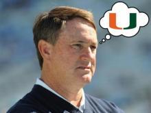 Butch Davis Wants Miami