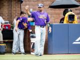 ECU head coach Cliff Godwin