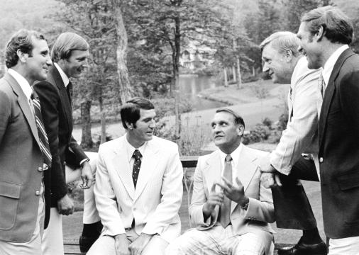 Hugh Morton's golf outing endures