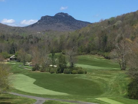 Hugh Morton�s golf outing endures