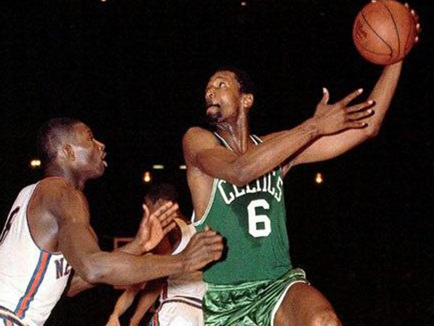 What about Bill  Does Russell belong in the GOAT conversation ... 2ed6a6a29