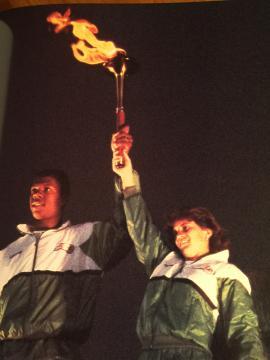 U.S. Olympic Festival in 1987
