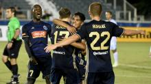 IMAGE: One if by land: North Carolina FC defeats NASL-leading Miami FC, 1-0