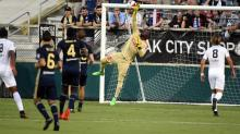 IMAGE: Another late penalty hands North Carolina 1-1 draw