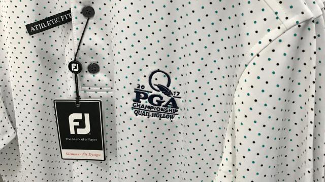 PGA Championship polos