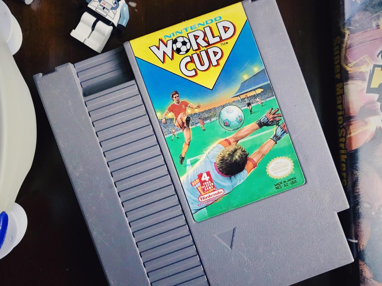 9416a6aa Ovies' Throwback Thursday: Nintendo World Cup :: WRALSportsFan.com