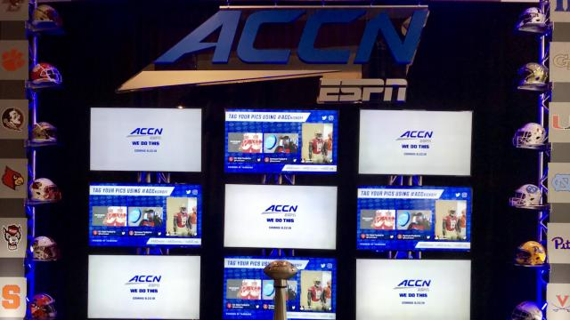 Ovies: ACC Network announces carriage deal with Spectrum