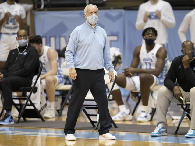 UNC at Florida State, a game that could save a streak that's older than the 3-point line