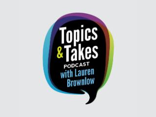 Topics & Takes logo